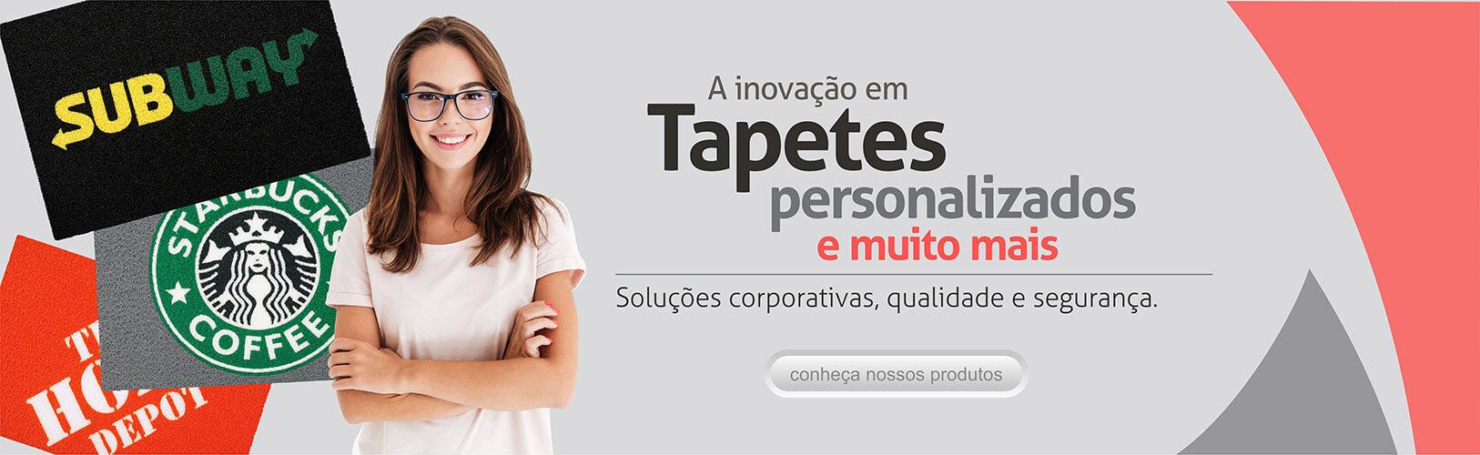 tapetes-capachos-personalizados-kapazi Cooperkap Tapetes e Capachos Personalizados